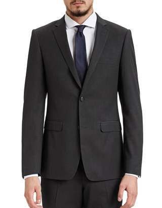 1670 Slim Fit Charcoal Suit Jacket