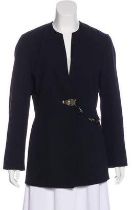 Barbara Bui Embellished Wool Blazer