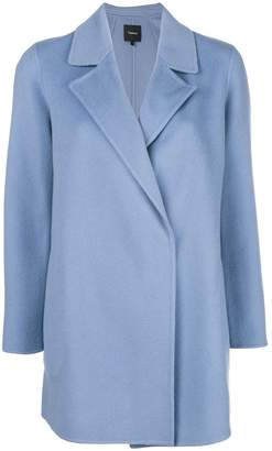 Theory Clariene New Divide coat