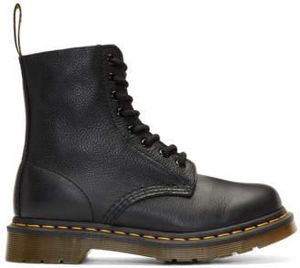 Dr. Martens Black Pascal Boots