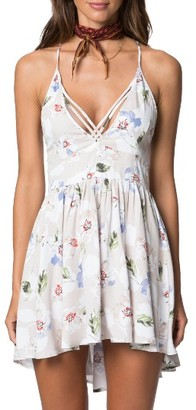 Women's O'Neill Hadley Strappy Skater Dress $46 thestylecure.com