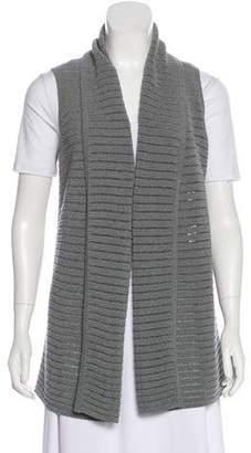 Lafayette 148 Open Knit Vest