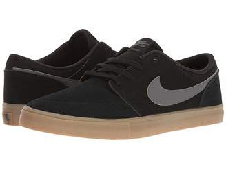 outlet store 6a2f5 120c4 Nike SB Portmore II Solar - Suede