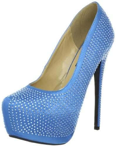 The Highest Heel Women's Bombshell-31 Platform Sandal