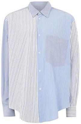 Topman TMD Stripe Shirt
