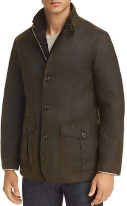 Barbour Waxed Lutz Jacket - 100% Exclusive