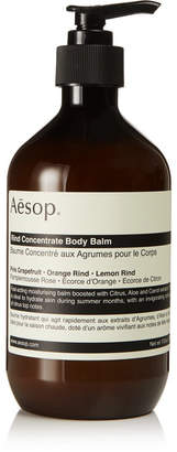 Aesop Rind Concentrate Body Balm, 500ml - one size