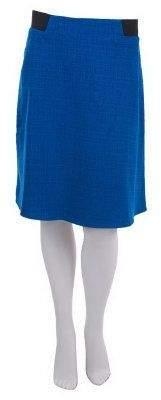 Kelly By Clinton Kelly Kelly by Clinton Kelly A-Line Skirt w/Exposed Elastic Detail