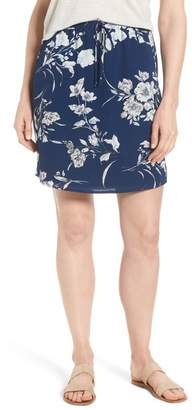 Gibson x Hi Sugarplum! Monterey Easy Skirt (Regular & Petite) (Nordstrom Exclusive)