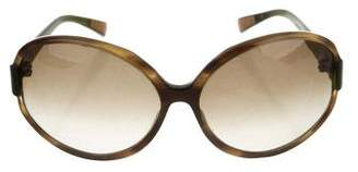 Paul Smith Oversize Gradient Sunglasses