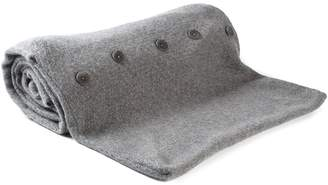 The Elder Statesman Cashmere Itsa Pillow Blanket