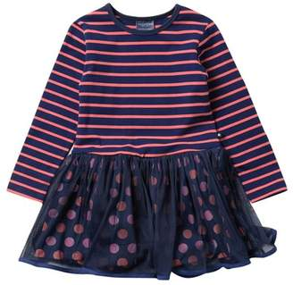 Toobydoo Karla Top Tulle Bottom Dress (Toddler, Little Girls, & Big Girls)