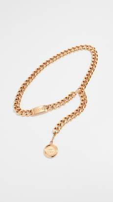 Chanel What Goes Around Comes Around Gold Chain Belt