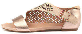 Django & Juliette New Jada Womens Shoes Casual Sandals Sandals Flat