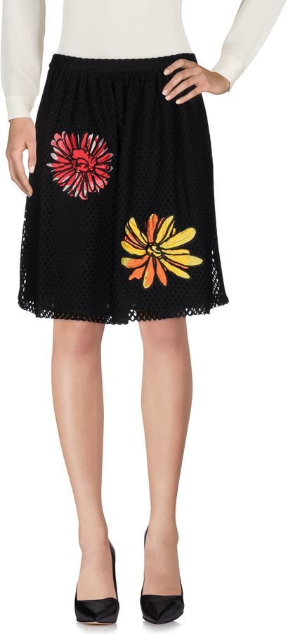 Moschino BOUTIQUE MOSCHINO Knee length skirts