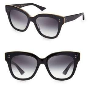Dita Eyewear Day Tripper 55MM Oversized Sunglasses