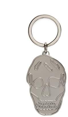 Alexander McQueen Skull key ring