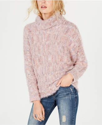 American Rag Juniors' Dolman-Sleeve Knit Sweater