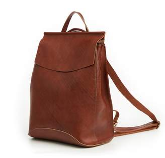 Dean Vintage Genuine Leather Backpack Casual Daypack for Ladies and Girls