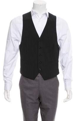 Theory Wool-Blend Suit Vest