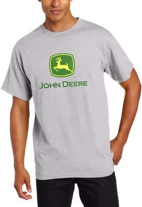 John Deere Logo T-Shirt - Men's - Gray