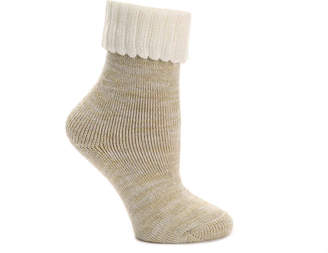 Mix No. 6 Ribbed Cuff Boot Socks - Women's