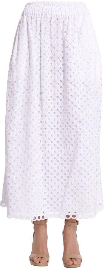 CarvenLong Skirt
