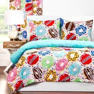 Crayola Sweet Dreams Full/Queen Comforter Set