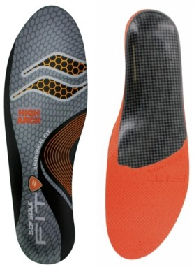 Sof Sole FIT High Arch Custom Men's Insole