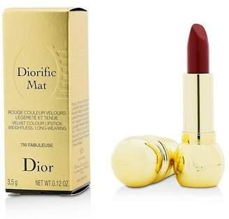 Christian Dior NEW Diorific Mat Velvet Colour Lipstick (# 750 Fabuleuse)