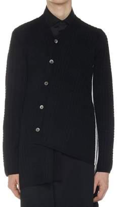 Comme des Garcons Asymmetric Hem Jacket