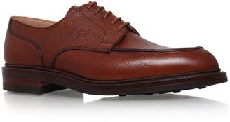 Crockett Jones Crockett & Jones Leather Durham Shoes