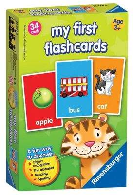 Ravensburger My First Flash Card Game - Games/puzzles