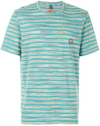 Missoni Mare round neck T-shirt