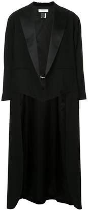 Facetasm long tailored coat