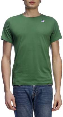 K-Way T-shirt T-shirt Men