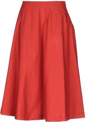 Black Label 3/4 length skirts