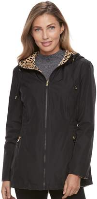 Details Women's Reversible Hooded Jacket