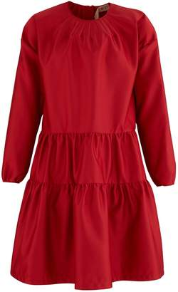 N°21 N 21 Long sleeve dress