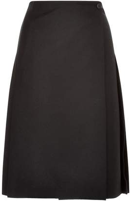 Burberry Pleated Kilt