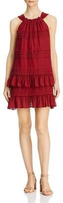 Rebecca Taylor Celia Pleated Dress