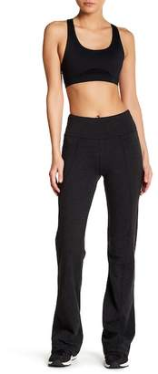 Bally Total Fitness Solid Slimming Pants