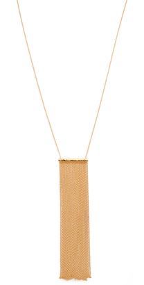 Gorjana Twiggy Fringe Necklace $85 thestylecure.com
