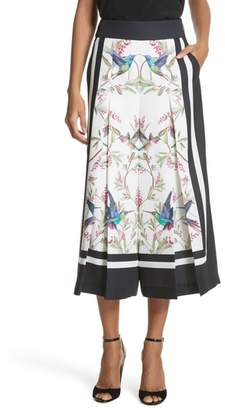 Ted Baker High Grove Wide Leg Culottes
