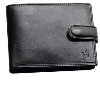 6a0f61aede6af Starhide Mens Rfid Blocking High Quality Luxury Soft Vt Leather Wallet - Id  Window - Coin