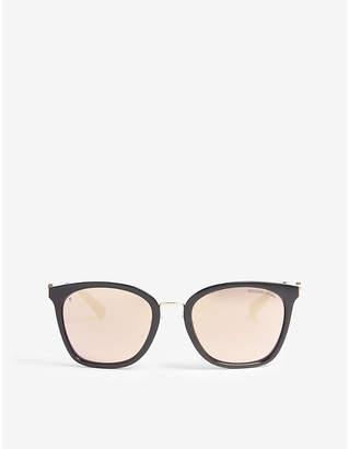 Michael Kors Lugano square-frame sunglasses