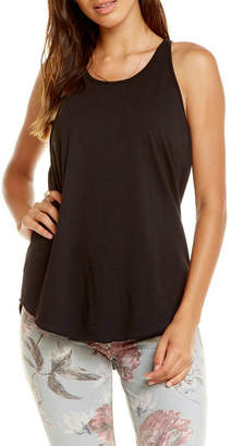 Chaser Quadrablend sporty racerback tank