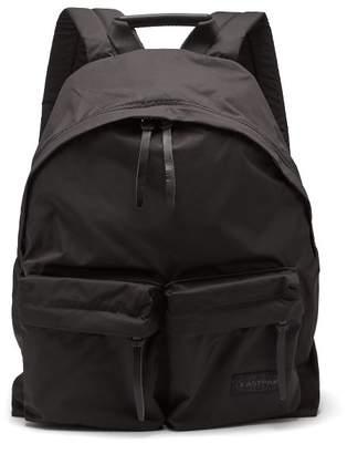 Eastpak Japan Padded Black Backpack - Mens - Black