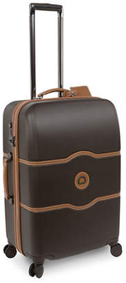 Delsey Chatelet Plus 24-Inch Spinner Trolley Luggage