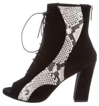 Aska Hutton Low Ankle Boots